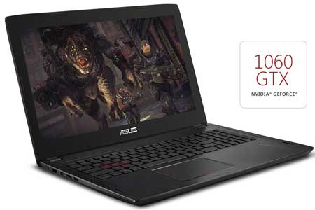ASUS-Gaming-Thin-and-Light-Laptop,-15-6-inch-Full-HD-,-Intel-Core-i7-7700HQ-Processor,-16GB-DDR4-RAM,-128GB-SSD-1TB-HDD,-GeForce-GTX-1060-3GB,-Windows-10---FX502VM-AS73