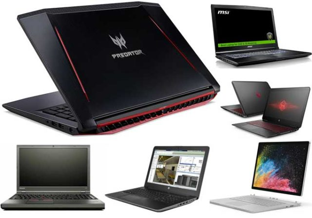 Best Laptops For Lumion 8