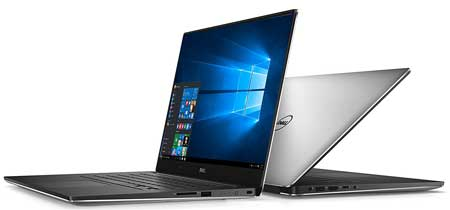 Dell-XPS9560-7001SLV-PUS-15-6-Ultra-Thin-and-Light-Laptop-with-4K-touch-screen-display,-7th-Gen-Core-i7-(up-to-3-8-GHz),-16GB,-512GB-SSD,-Nvidia-Gaming-GPU-GTX-1050,-Aluminum-Chassis