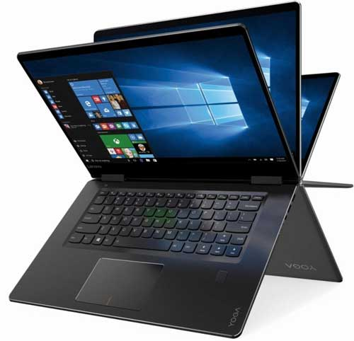 Lenovo Yoga 720 Specifications and Features