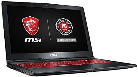 MSI-GL62M-7REX-1896US-15-6-Full-HD-Thin-and-Light-Gaming-Laptop-Computer-Quad-Core-i7-7700HQ,-GeForce-GTX-1050Ti-4G-Graphics,-8GB-DRAM,-128GB-SSD--1TB-Hard-Drive,-Steelseries-Red-Backlit-Ke