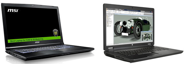 Recommended Best Laptops For Solidworks