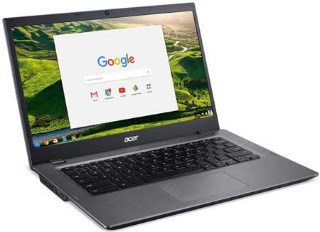 Top Best Chromebook for performance