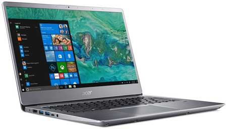 Core i5 laptop with 14 inch screen