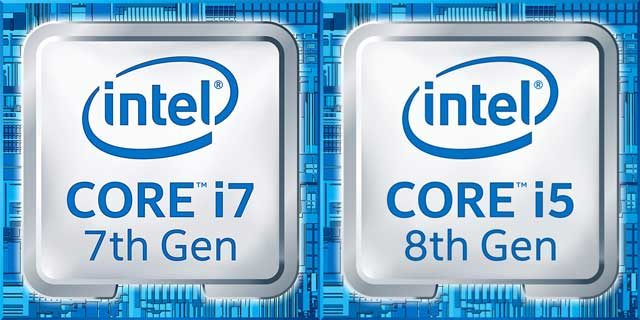 Core i7 vs Core i3 Vs Core i5 CPU Specs to consider