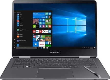 Best 15 inch touch screen Samsung laptops