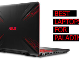 Latest Top Paladins Laptops to Buy