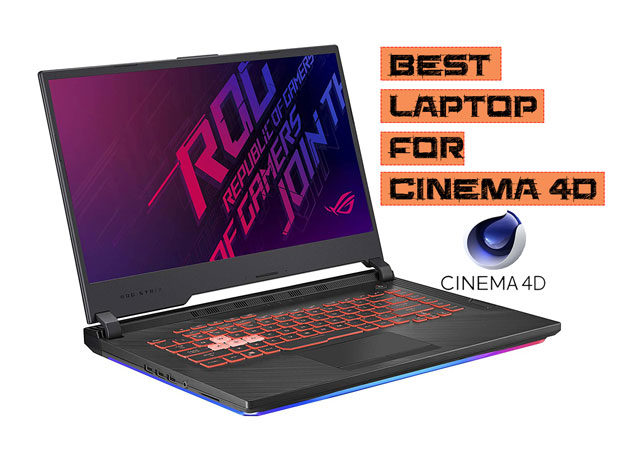 Best Laptops to buy for Cinema 4D Animation Software