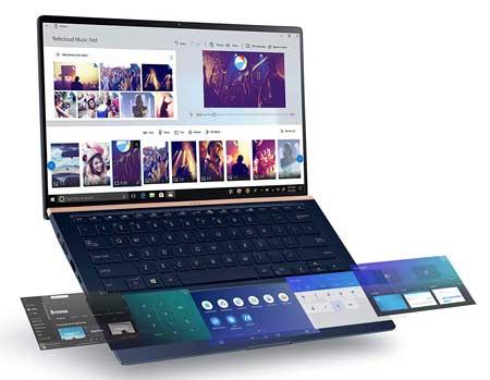 ASUS-ZenBook-14-Slim-Laptop Best Designed Laptops