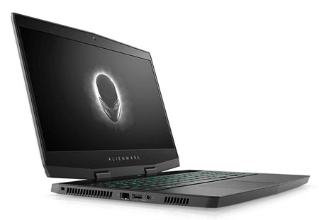 Alienware with large storage capacity