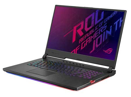 Laptop with a quality display 1920 x 1080 pixels