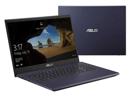 Asus Laptop with large storage capacity