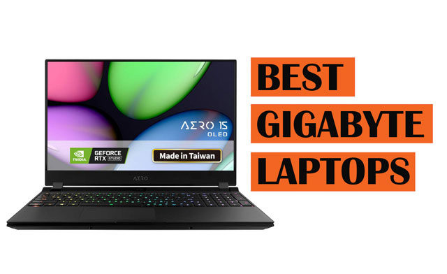 Top Best Gigabyte Laptops for Performance and Gaming