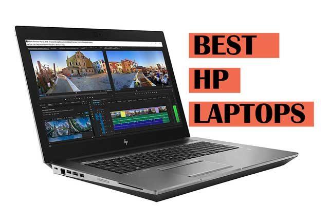 Best HP Laptop recommendations