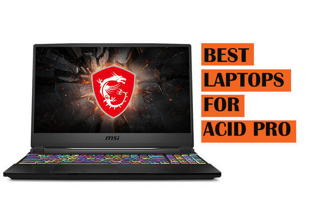 Top Best Acid Pro Laptops to Buy for Music Production