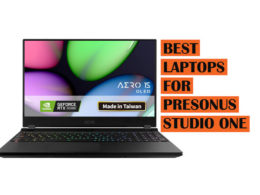 Top Best Studio One Laptops to Buy