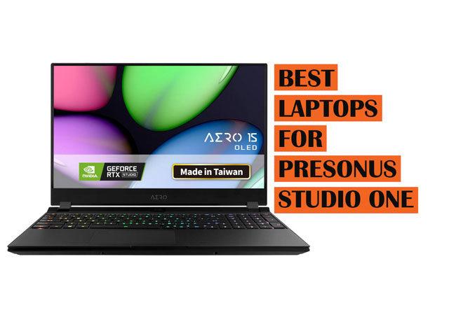 Top Best Studio One Laptops to Buy