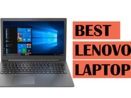 Top Best Lenovo Laptops to buy