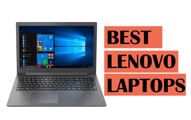 Top Best Lenovo Laptops to buy