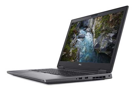 Best Dell Laptop with 32GB of RAM and 2TB of storage capacity