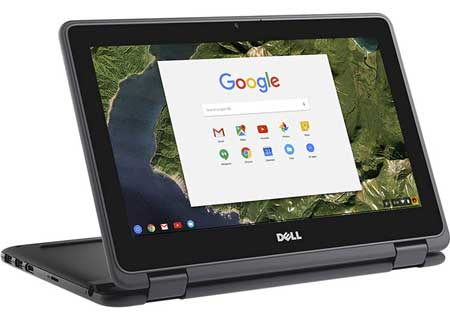 Dell-3189-Convertible-Chromebook for casual use and school