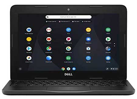 Dell-Inspiron-11-Chromebook Portable and Lightweight