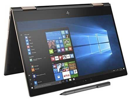 13 inch HP Spectre Lightweight laptop