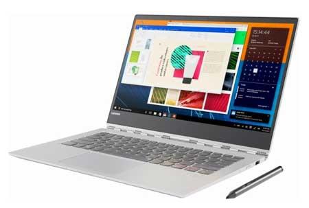 Lenovo-Yoga-920-Laptop with 4K display