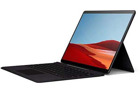 Best Microsoft Surface Pro-X Laptop for Watching movies, work and school