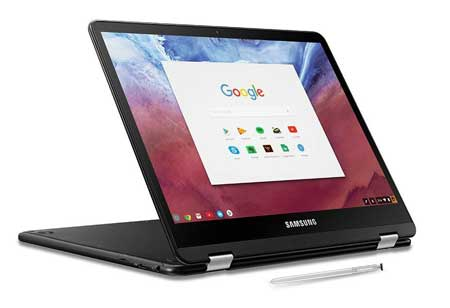 Best Chromebook with quality color accurate display with a high resolution
