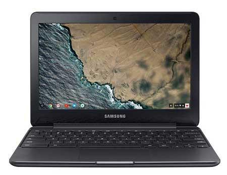 Best Samsung Chromebook with best battery life and lightweight