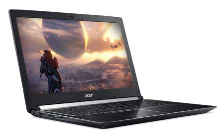 Acer-Aspire-7-Laptop recommended for watching movies and casual use