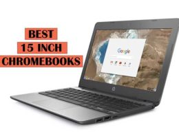 Latest Best 15 inch Chromebooks recommendations