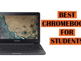 Top Best Recommended Chromebooks for Students