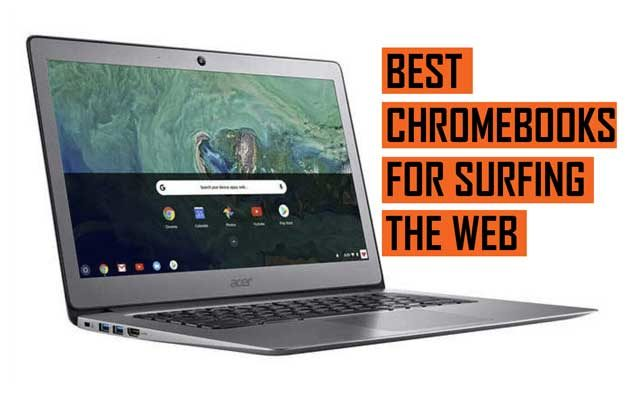 Top Best Chromebook for Web Browsing recommendations