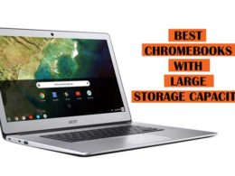 Best Large Storage Capacity Chromebooks