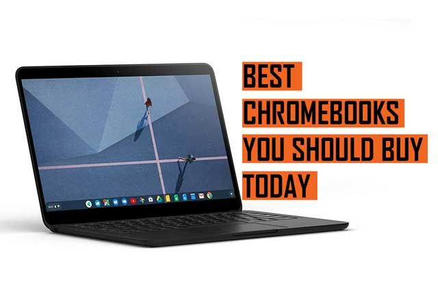 Best Latest Chromebooks Recommendations
