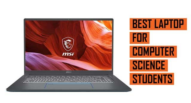 Top Best Laptop recommendations for Computer Science Students