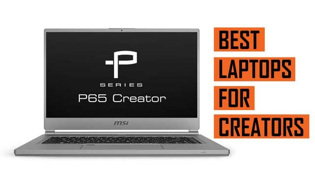 Top Best Laptop recommendation for Content Creators