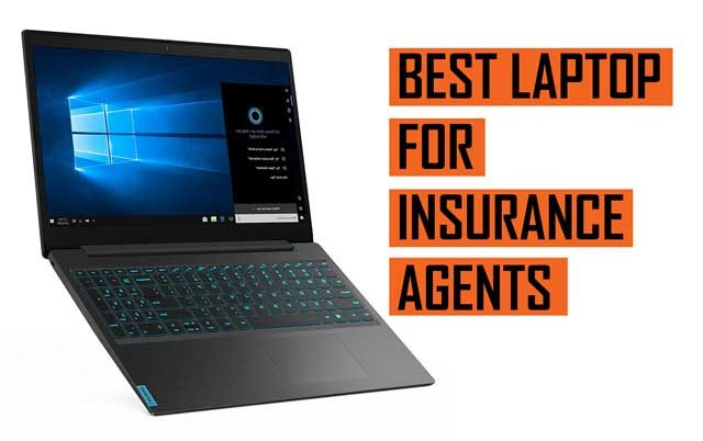 Latest Top Laptops recommendation for Insurance Agents