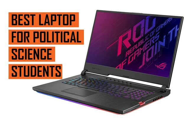 Top Best Laptop recommendation for Political Science Students