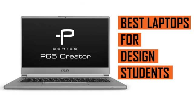 Top Best Laptop recommendations for Design Students