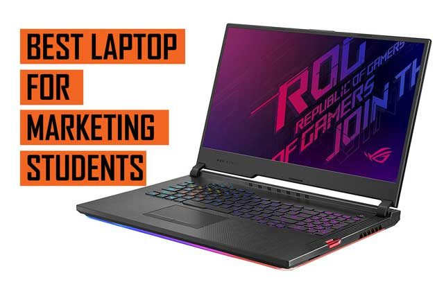 Top Best Laptop recommendations for Marketing Students