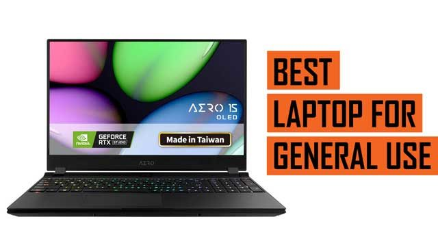 Top Best Laptop recommendation for General All purpose Use