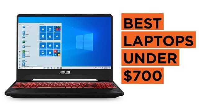 Latest Top Best Laptops Under 700 Dollar