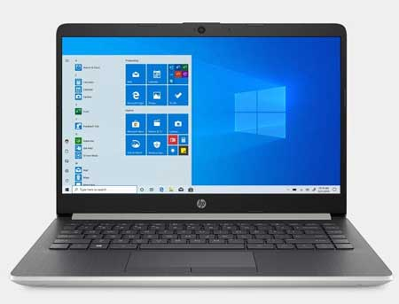 Touchscreen Laptop with a touch screen display