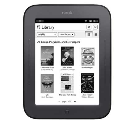 Barnes-&-Noble-Nook-Simple-Touch-eBook-Reader-(Wi-Fi-Only)