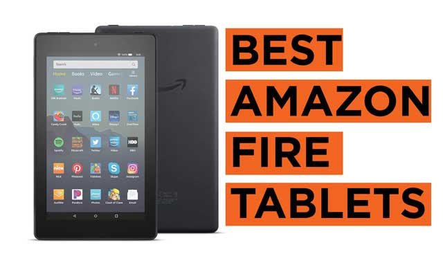 Top Latest Amazon Fire Tablets Pricelist
