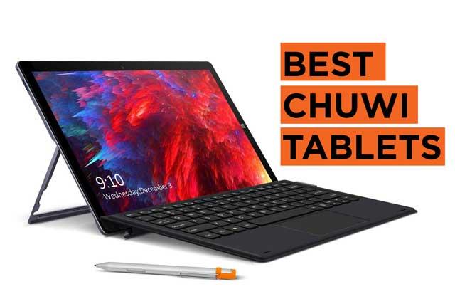 Best Chuwi Tablets