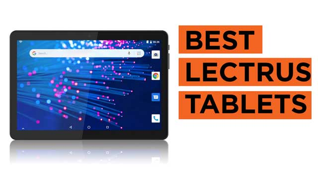 Latest Top Lectrus Tablets Price List